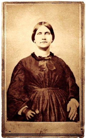 Mary Surratt's CDV 1