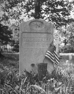 Mary Surratt's Former Grave 2