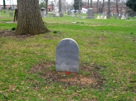 Mary Surratt's Grave 2