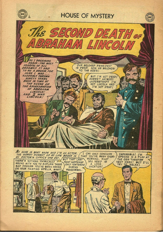 Second Death of Lincoln 2