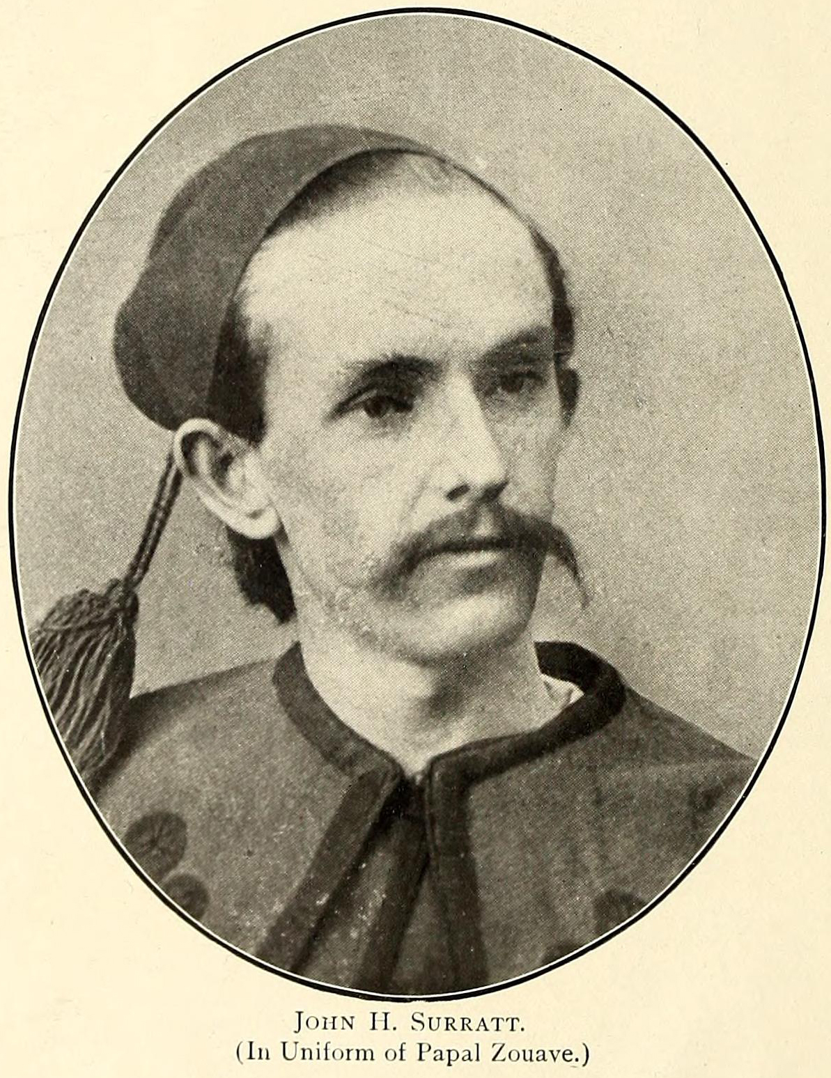 John Surratt Pictures | BoothieBarn Abraham Lincoln Assassination John Wilkes Booth