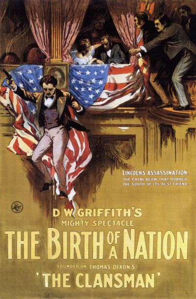 Birth of a Nation Assassination Poster