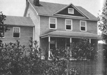 Dr. Mudd House circa 1970