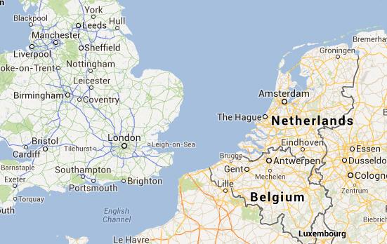 England & Netherlands