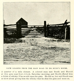 Gate to Mudd's Oldroyd 1901