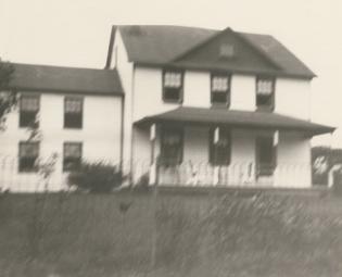 Mudd House 1940 Brown 1