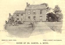 Mudd House Drawing 1896 Mason