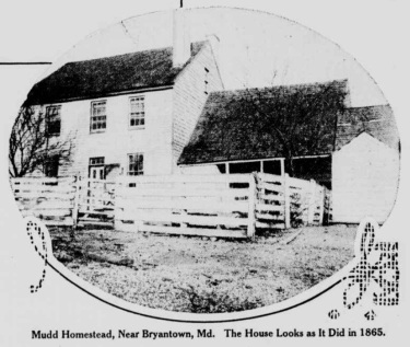 Mudd House in 1915