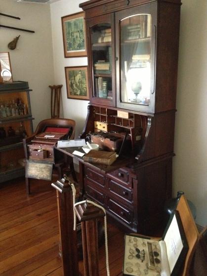 Mudd's office