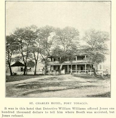 St Charles Brawner Hotel