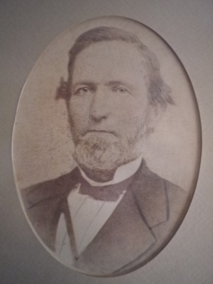"The, ""notorious secesh"", Samuel Cox."