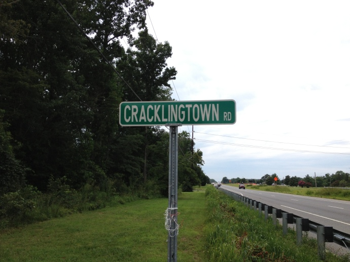 Cracklingtown Road