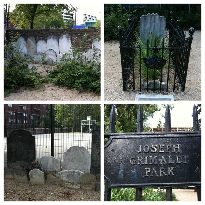 Grimaldi Park collage
