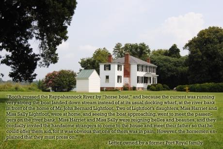 John Bernard Lightfoot Home