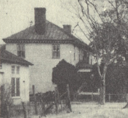 Peyton House 1928