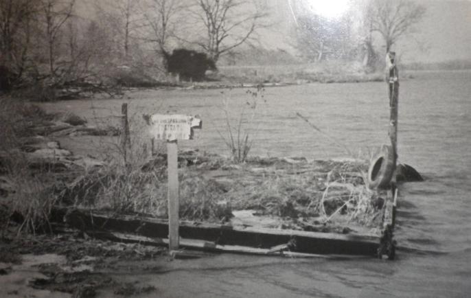 Port Ferry 1955