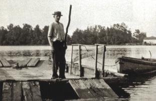Port Ferry circa 1930