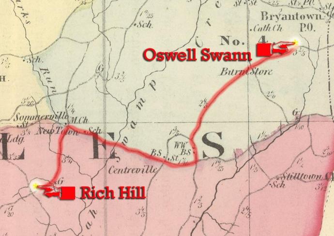 Swann to Rich Hill