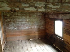 Inside Hughes Booth Cabin 3