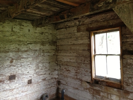 Inside Hughes Booth Cabin 5