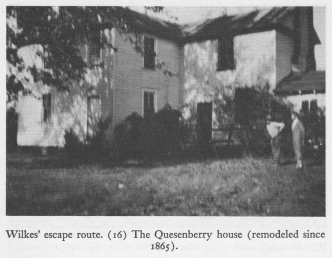 Quesenberry home Kimmel