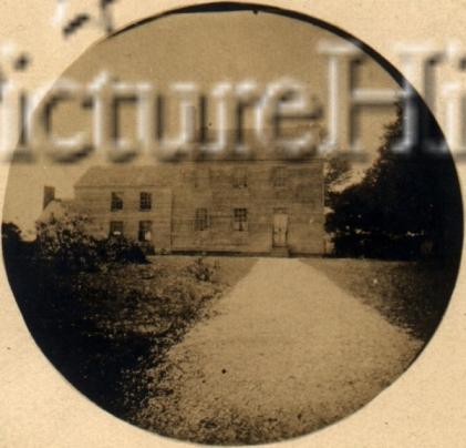 Dr. Mudd's house circa 1895