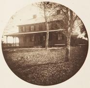 The Surratt Tavern circa 1895