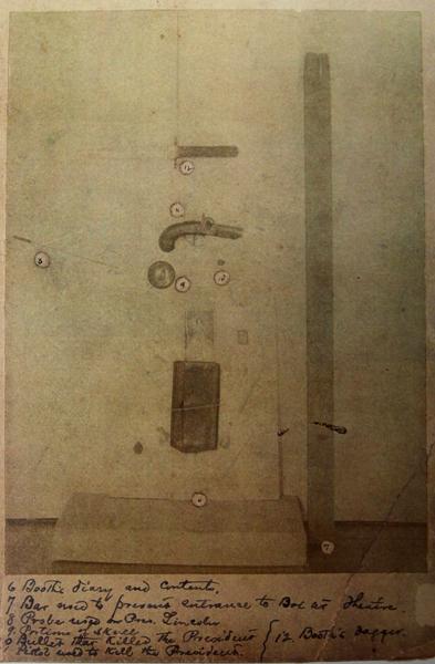 Trial Exhibits circa 1895