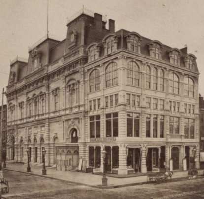 Booth's Theatre