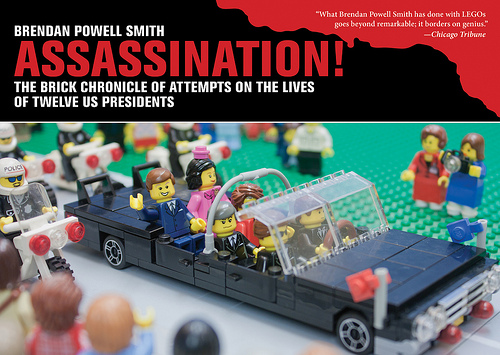 Assassination Lego Book
