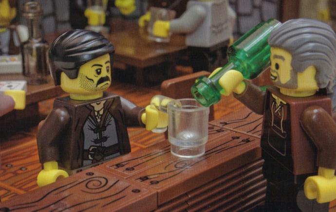 Lego Atzerodt