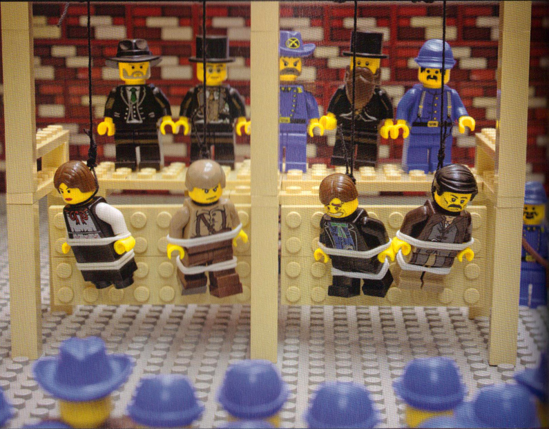 Lego Execution Boothiebarn