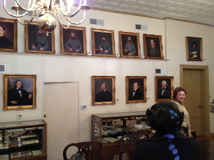 Port Royal Portrait Gallery