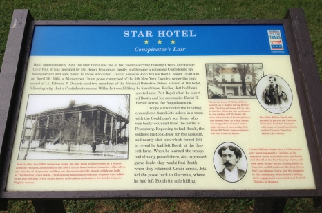 Star Hotel Sign