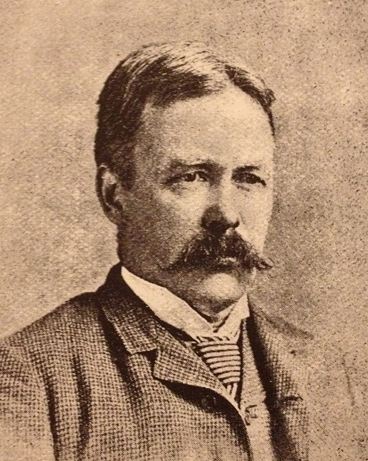 James Tanner in 1889