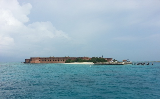 A. Fort Jefferson
