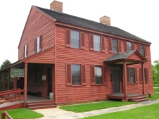 Surratt House Exterior 3