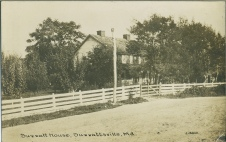 Surratt House, Surrattsville, Md