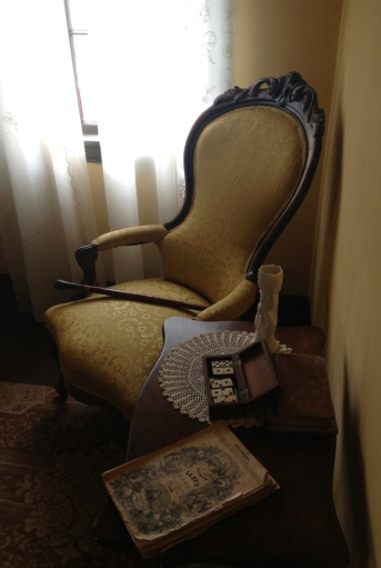 Surratt parlor chair