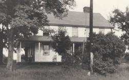 Surratt Tavern 1940 Brown