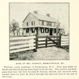 Surratt Tavern Oldroyd 1901