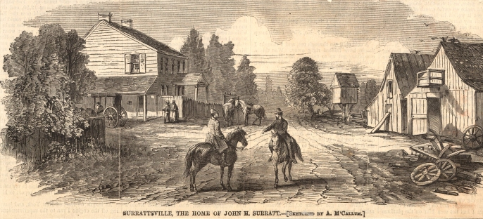 Surrattsville Harpers Weekly 3-9-1867