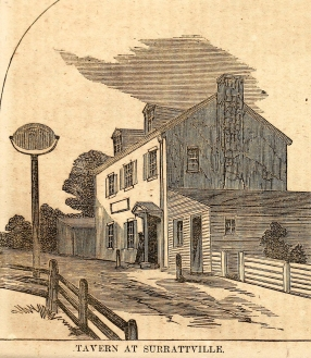 Tavern at Surrattsville 1867