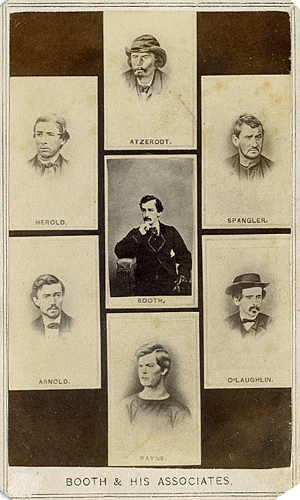 Booth and His Associates