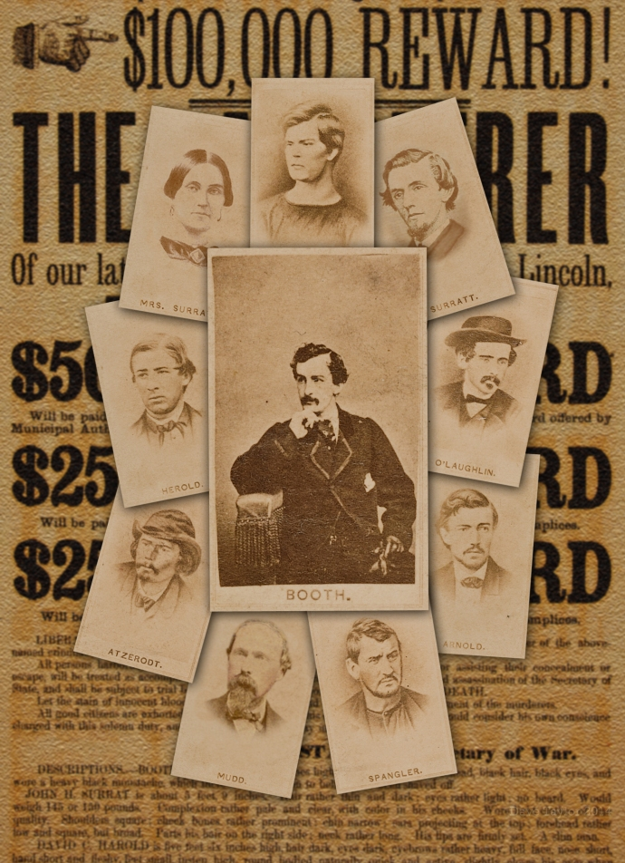 John Wilkes Booth and his Conspirators