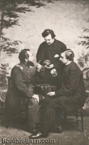 John Wilkes Booth Gutman 13
