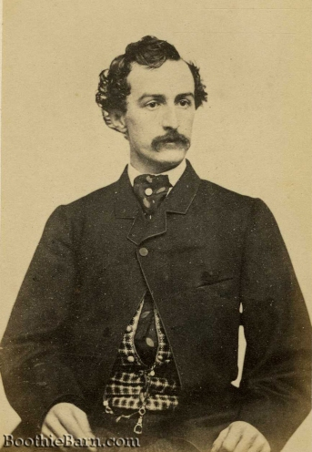 John Wilkes Booth Gutman 17
