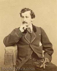 John Wilkes Booth Gutman 19
