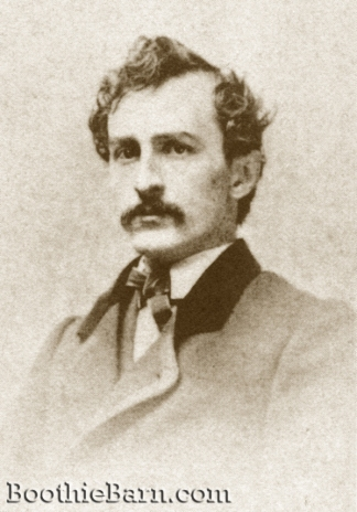 John Wilkes Booth Gutman 23