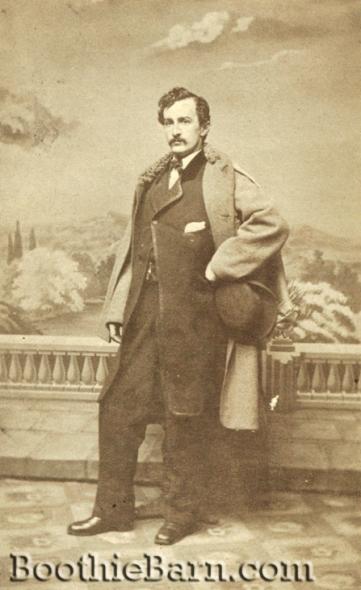 John Wilkes Booth Gutman 24